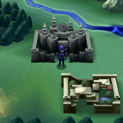Baron on the World Map (iOS).
