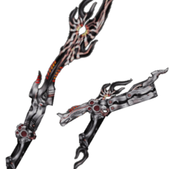 Lightning's Omega Weapon.