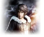 DFF2015 Squall Leonhart JP Site