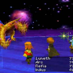 As it appears in the DS version.