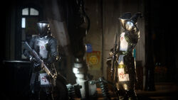 Final Fantasy XV Niflheim Troops