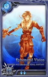 D012 Ephemeral Vision R I Artniks