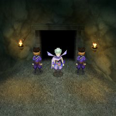 The town in the cave (iOS).