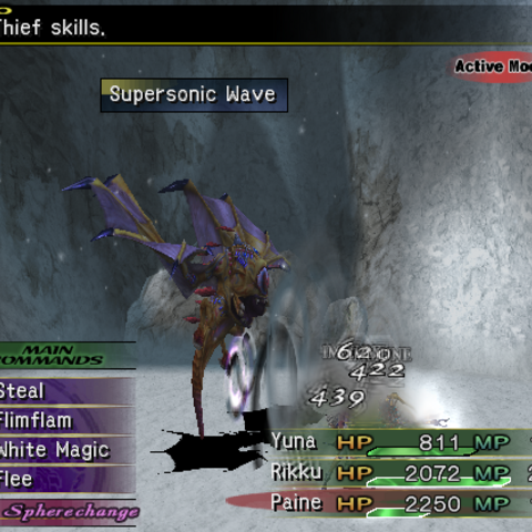 Supersonic Wave.