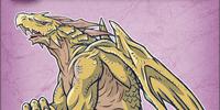 Thunder Drake (Revenant Wings)
