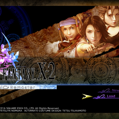 <i>Final Fantasy X-2 HD Remaster</i> (PC).