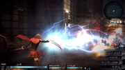Type-0 Gameplay