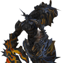 Zeromus's render from <i>Final Fantasy XII</i>.