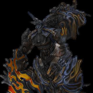 Zeromus's render from <i>Final Fantasy XII</i>.