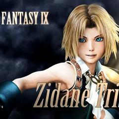 Zidane Tribal in the Dissidia Final Fantasy 11.26 trailer.