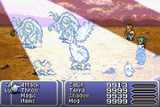 FFVI Angel Feathers