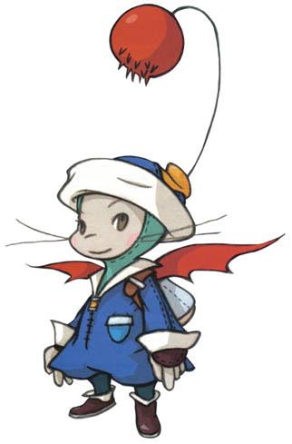 Gadgeteer Moogle,  a job class available in Final Fantasy Tactics Advance