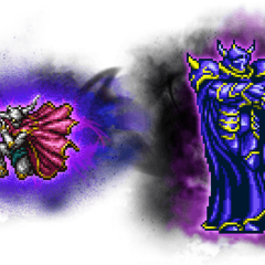 Ultimate+ Garland & Golbez.