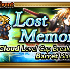 Global event banner for Lost Memories.