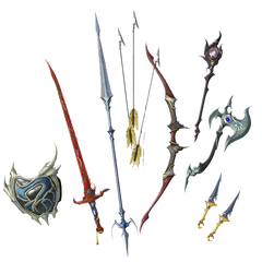Firion's Weapon Pack I.