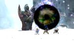 FFX dark anima mega graviton