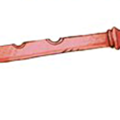 Concept artwork for the Lamia's Flute.