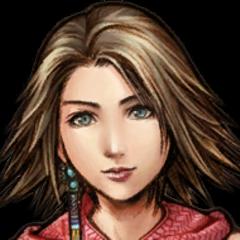 Yuna's Gunner portrait.