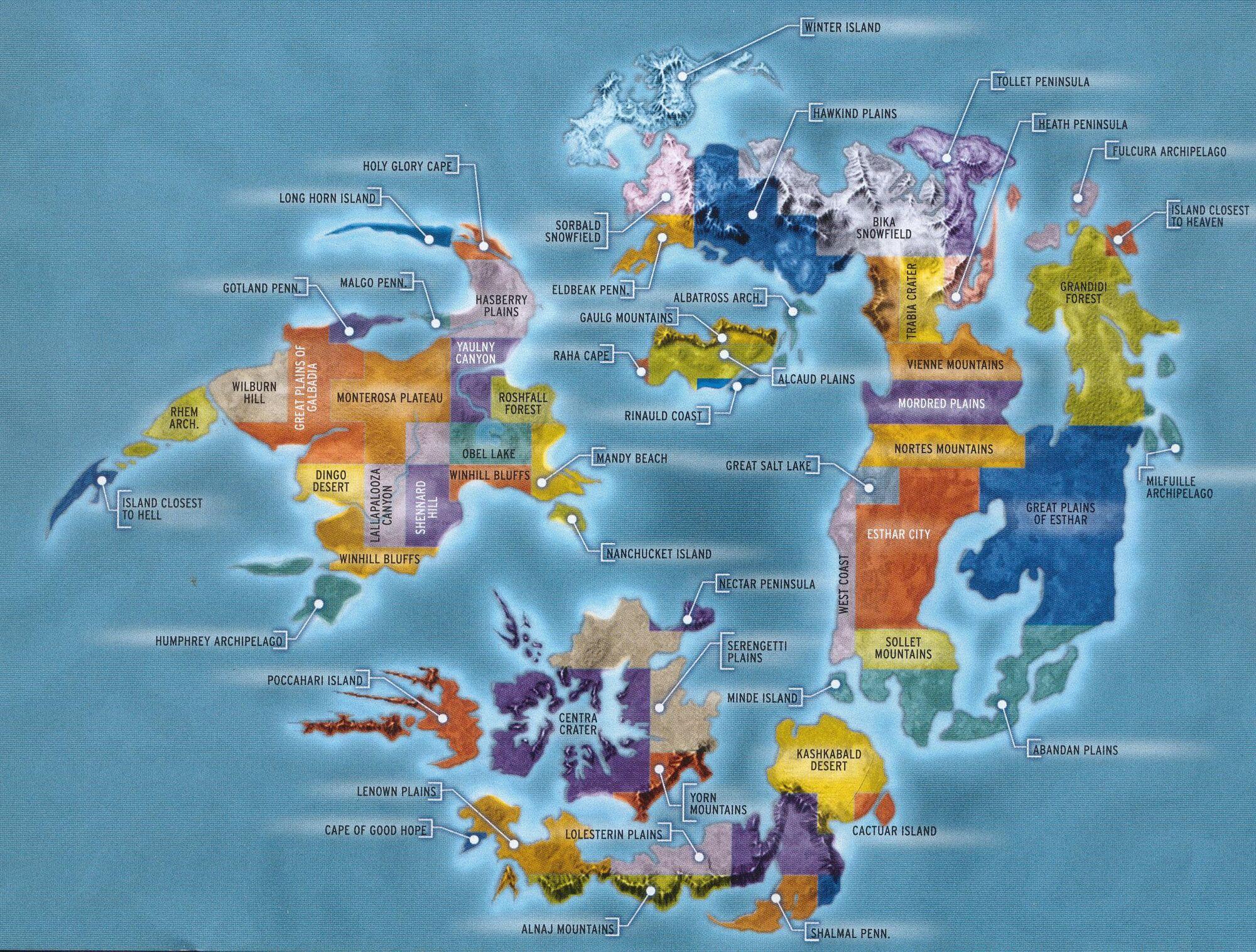 List of Final Fantasy VIII locations  Final Fantasy Wiki  FANDOM