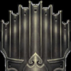 A Judge shield.
