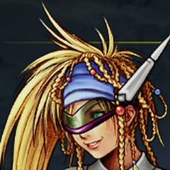Rikku's Psychic portrait.