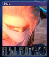FFIV Steam Card Edge