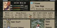 Equipment abilities