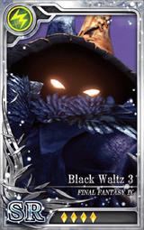 FF9 Black Waltz 3 SR L Artniks