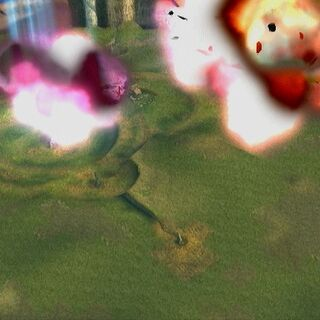 Spira destroyed in the bad ending.