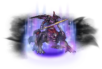 FFRK Cursed+ Ultima Weapon FFVIII