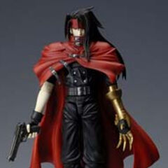 <i>Final Fantasy VII</i> Play Arts action figure.