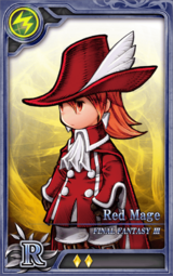 FF3 Red Mage L Artniks
