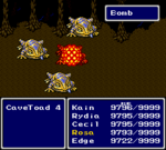 FFIV SNES Self-Destruct
