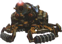 Machina Panzer ffx-2