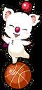Мугл из игры Mario Hoops 3-on-3.