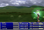 FFVII Violent Advance