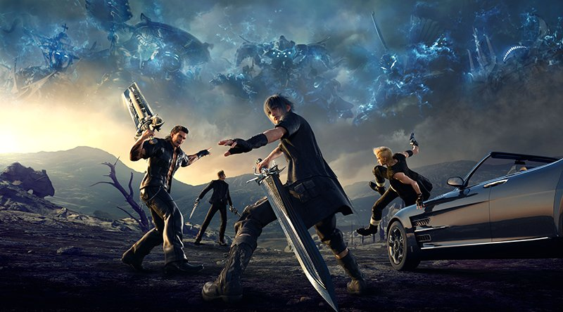 Image result for final fantasy 15