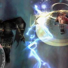 Thundefall EX Burst.