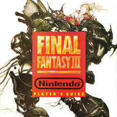 <i>Final Fantasy III</i> Nintendo Player's Guide.