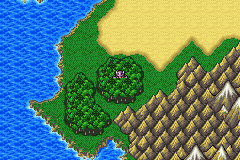FFIV Chocobo Forest 1