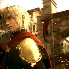 <i>Final Fantasy Type-0 HD</i> promotional screenshot.