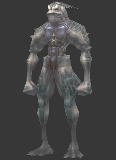 Vagrant story dragon dummy