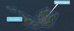 Accordo Map FFXV
