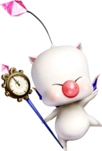 XIII-2 Moogle artwork
