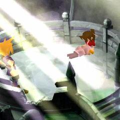 <i>Final Fantasy VII</i>.