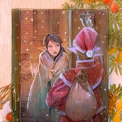 2011 Starlight Celebration artwork for <i>Final Fantasy XI</i>.