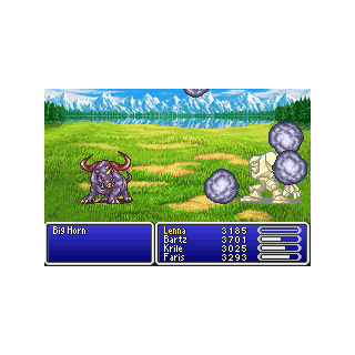 Golem summoned into battle in <i><a href=