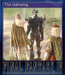 FFIV Steam Card The Gathering
