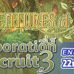 <i>Adventures of Mana</i> Collaboration Recruit 3.