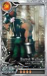 FF7 Barret Wallace SR F Artniks